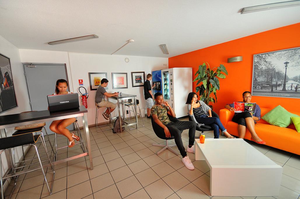 résidence étudiante image